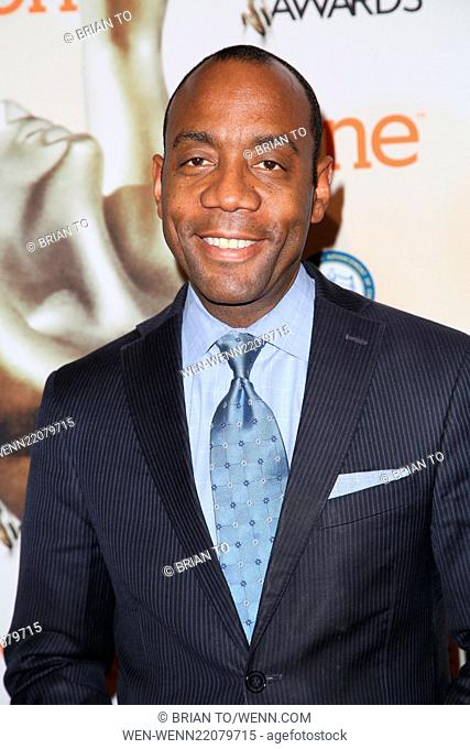 46th NAACP Image Awards at The Beverly Hilton - Arrivals Featuring: Cornell William Brooks Where: Los Angeles, California