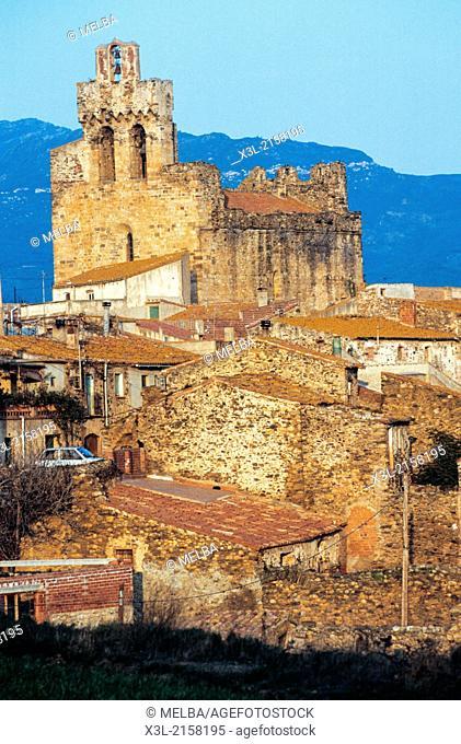 Rabas. Gerona. Catalonia. Spain