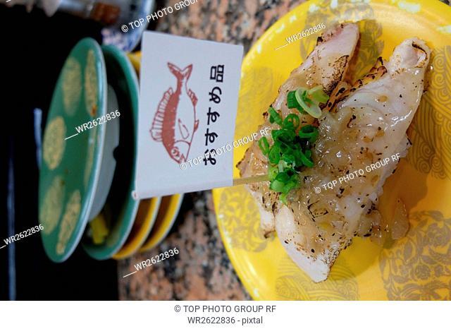 Chatan-cho;Gourmet Sushi Market;Japan
