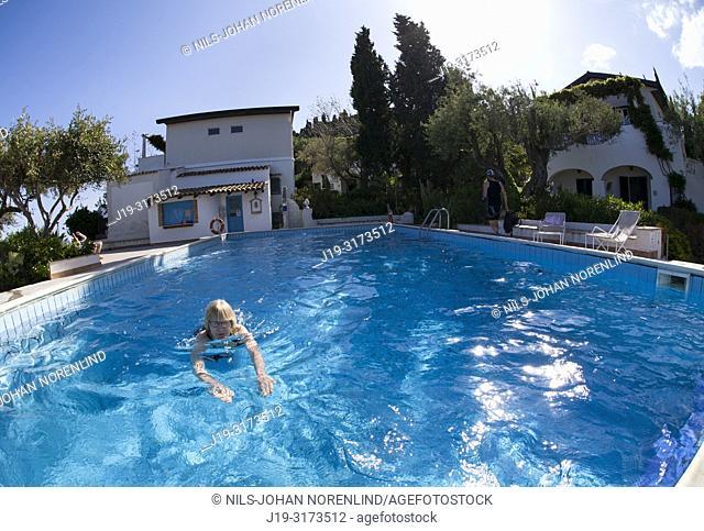 Pool Taormina, Sicily