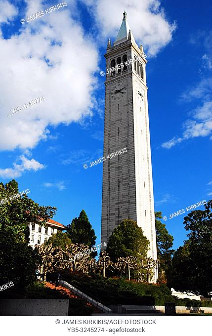 The Sather Campanile on the campus of UC Berkeley