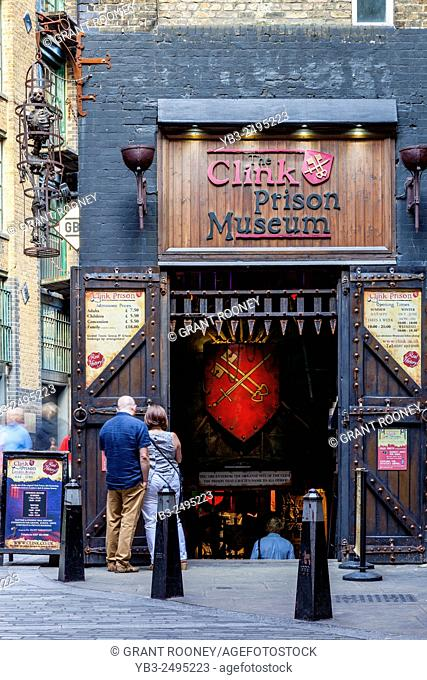 The Clink Prison Museum, London, England
