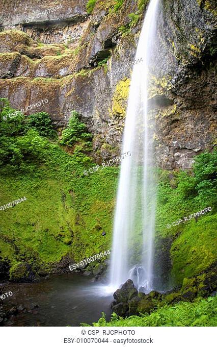 Elowah Falls, Columbia Gorge, Oregon