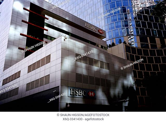 Hsbc building Stock Photos and Images | age fotostock