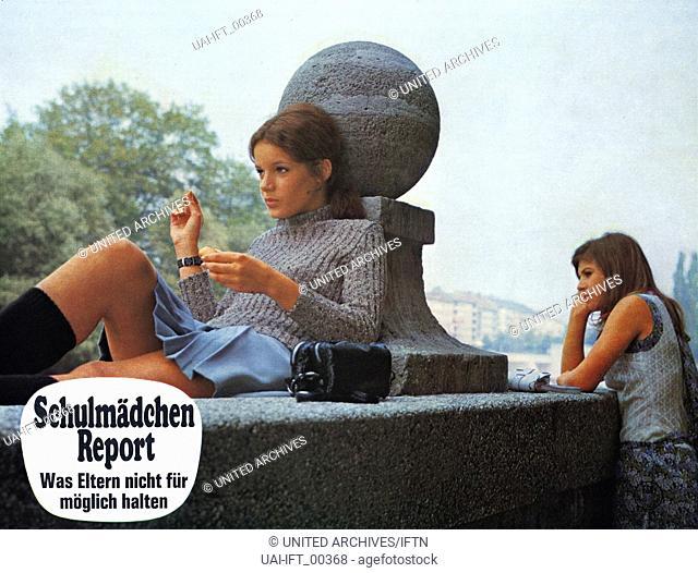 schulmädchen report tube