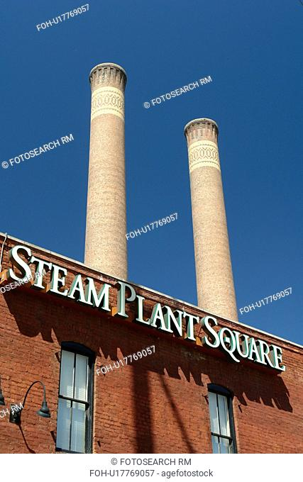 Spokane, WA, Washington, downtown, Tower at Steam Plant Square