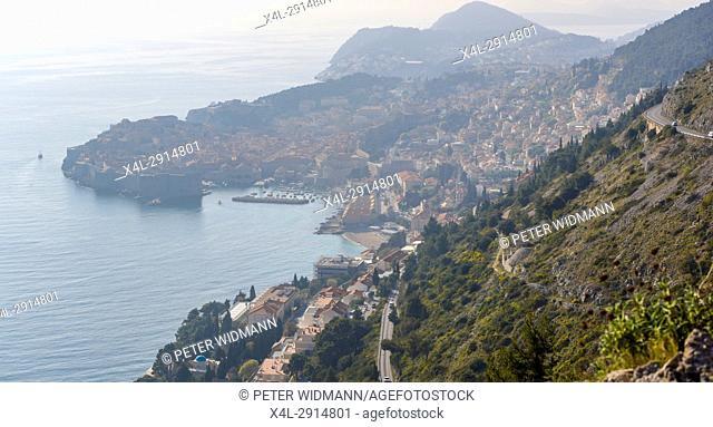 UNESCO World Heritage, Dubrovnik, Croatia