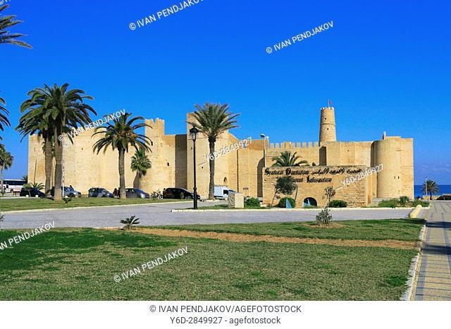 The Ribat in Monastir, Tunisia