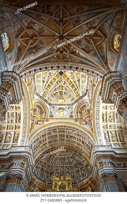 Monastery of Saint Jerome (Granada, Andalusia, Spain)