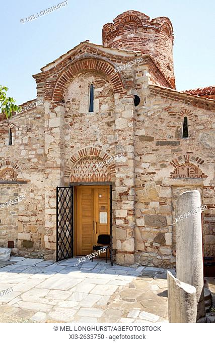 Saint John The Baptist Church, Nessebar, Bulgaria