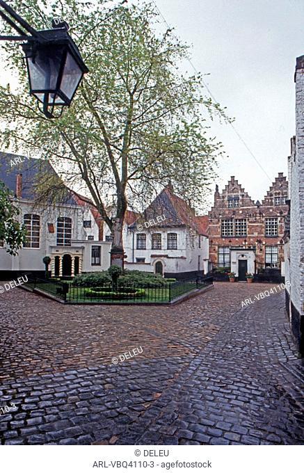 Kortrijk,towers of Broel