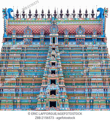 Tiruchirapalli or Tricky or Tiruchy or Trichinopoly (its name during British rule) is a city in Tamil Nadu, several temples are located in this town; the most...