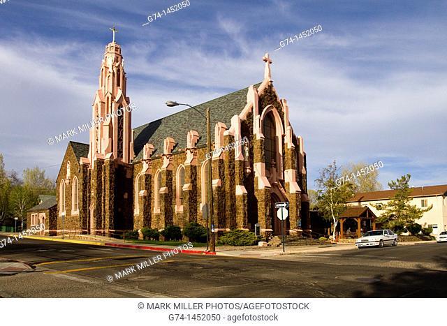 Church of Nativity,Flagstaff, Arizona, USA
