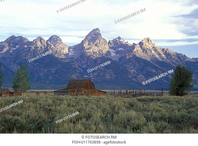 Grand Teton National Park, Jackson Hole, WY, Wyoming, Grand Tetons