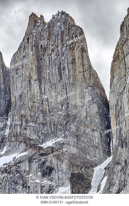 Cordiera del Paine, National park Torres del Paine, Magallanes region, Patagonia, Chile