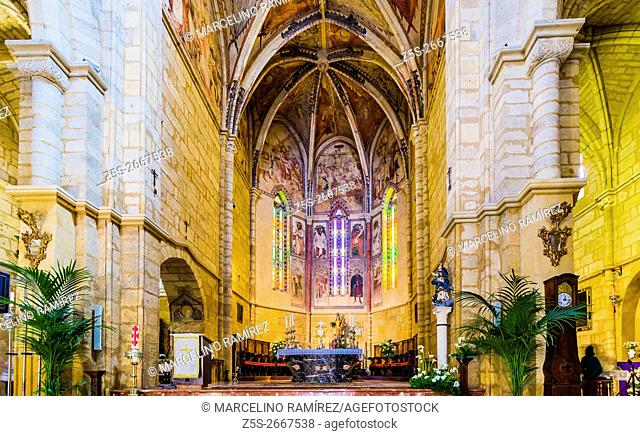 San Lorenzo is a church in Córdoba, situated in the historic centre, it was one of the twelve religious buildings commissioned by king Ferdinand III of Castile...