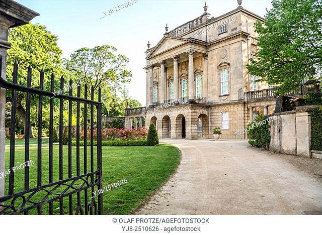 The Holburne Museum in Bath, Somerset, England,UK