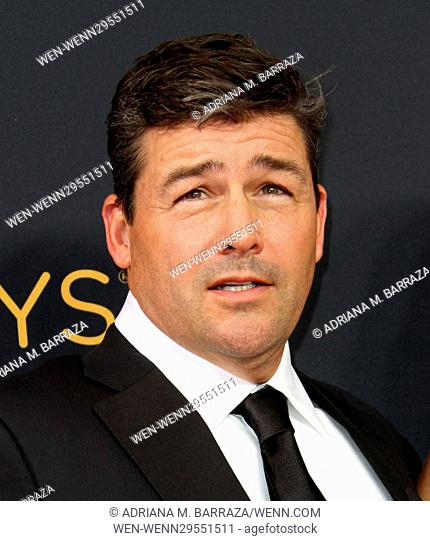 68th Emmy Awards Arrivals 2016 held at the Microsoft Theater Featuring: Kyle Chandler Where: Los Angeles, California, United States When: 18 Sep 2016 Credit:...