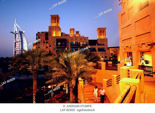 Madinat Jumeirah, Dubai, United Arab Emirates, UAE