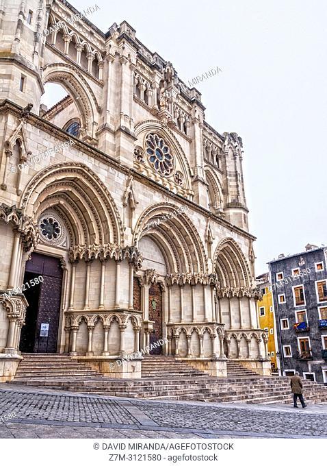 Catedral de Santa María y San Julián. Cuenca. Castilla la Mancha, Spain