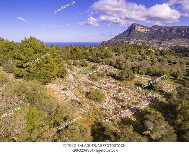 Son Ferrandell-Son Oleza, I milenio a C. , Valldemossa, Mallorca, Balearic islands, spain