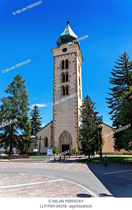 Church of St. Nicholas, Liptovsky Mikulas, Slovakia