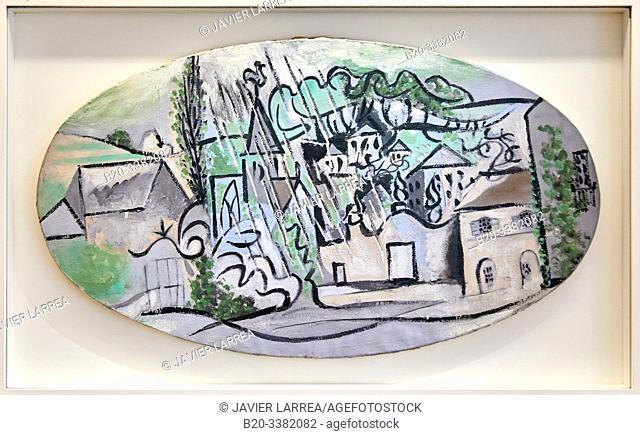 """""""Boisgeloup sous la pluie"""", 1932, Pablo Picasso, Picasso Museum, Paris, France, Europe"""
