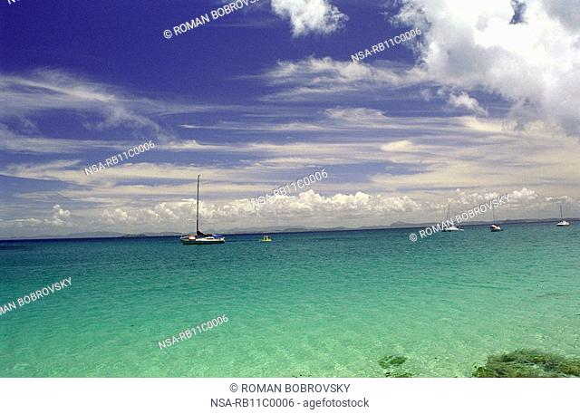 Beach at Whitsunday Islands