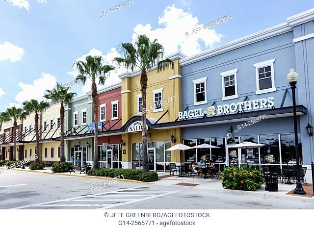 Florida, Port St. Saint Lucie, Tradition Square, shopping, small businesses