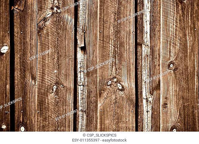 Wood Fence Deck Background