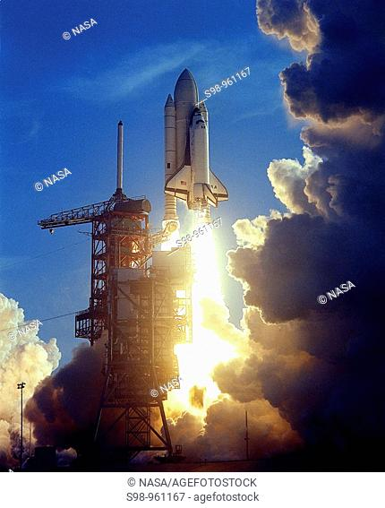 Nearly 30 years ago this week, a new era in space flight began, when on April 12, 1981 the first shuttle mission was launched  STS-1 commander John Young had...