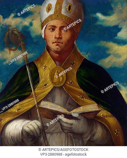 Girolamo Romanino - Saint Gaudioso
