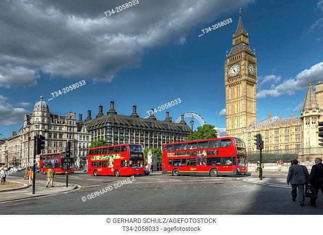 Big Ben and Westminster Hall London, United Kingdom