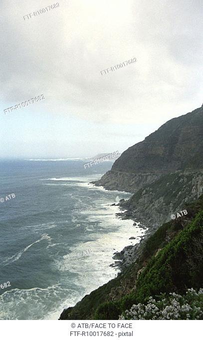 Coastline, Western Cape, South Africa