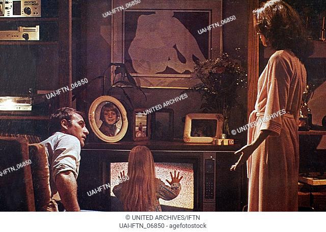 Poltergeist, USA 1982, Regie: Tobe Hooper, Darsteller: Craig T. Nelson, Jobeth Williams, Heather O'Rourke