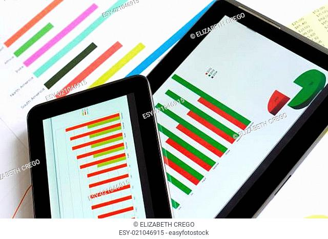 Analyzing graphics with the Tablet