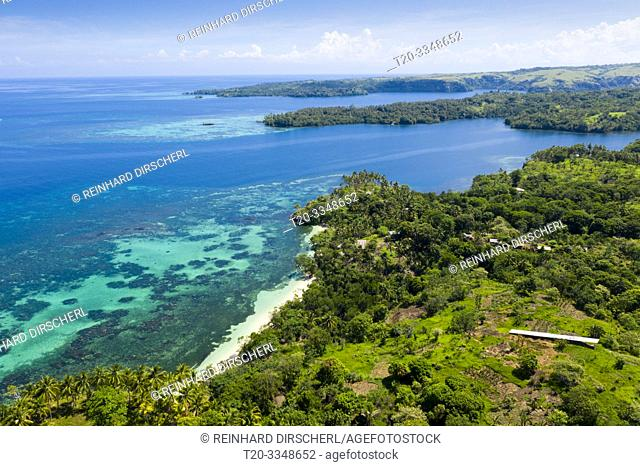Fjords of Cape Nelson, Tufi, Oro Province, Papua New Guinea