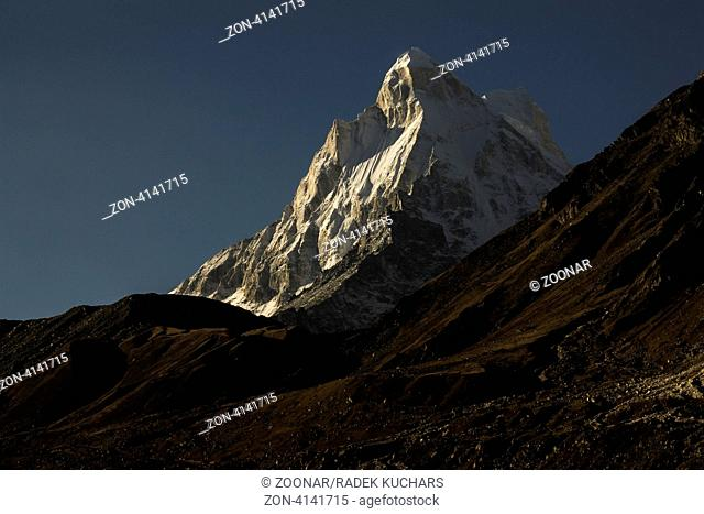 Shivling (6543m)