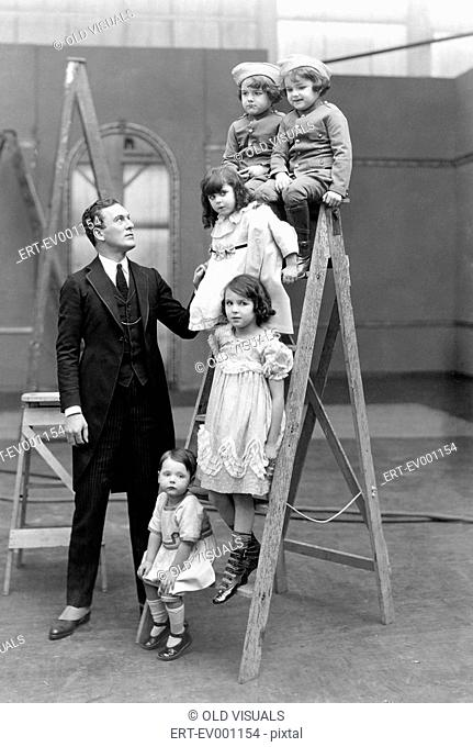 STEPCHILDREN All persons depicted are not longer living and no estate exists Supplier warranties that there will be no model release issues