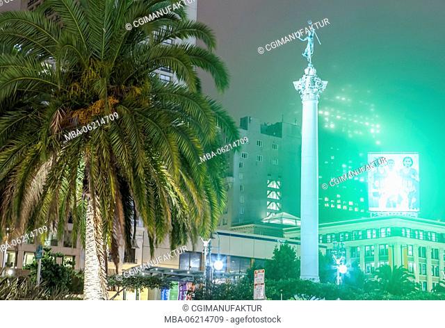 USA, California, San Francisco, night