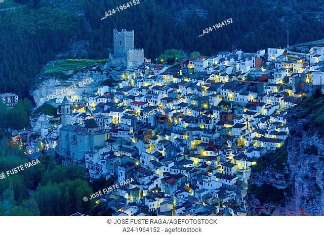 Spain , Castilla La Mancha Region , Albacete Province,Alcala del Jucar City