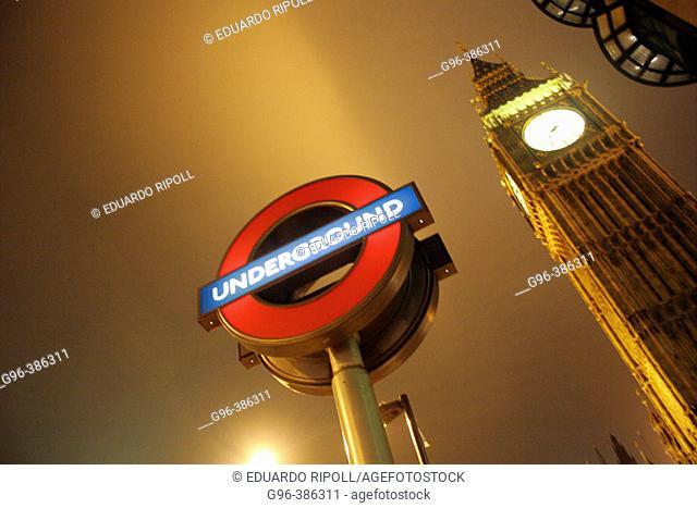 Big Ben. London. England, UK