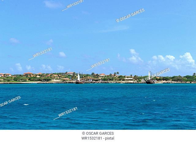 Oranjestad, Aruba, Lesser Antilles, Central America