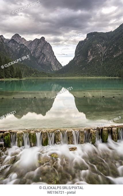 Dobbiaco / Toblach, province of Bolzano, Dolomites, South Tyrol, Italy