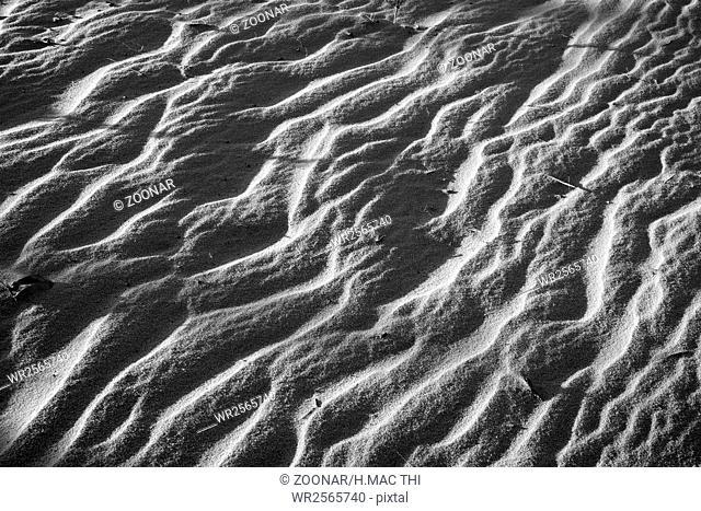 background, wavy pattern, art, sand