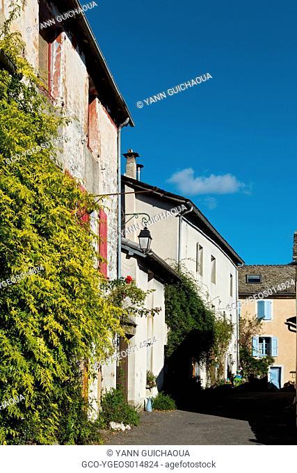 Saint Martin de Lansuscle,The National Park Of Cevennes,Lozere,, Languedoc Roussillon, France