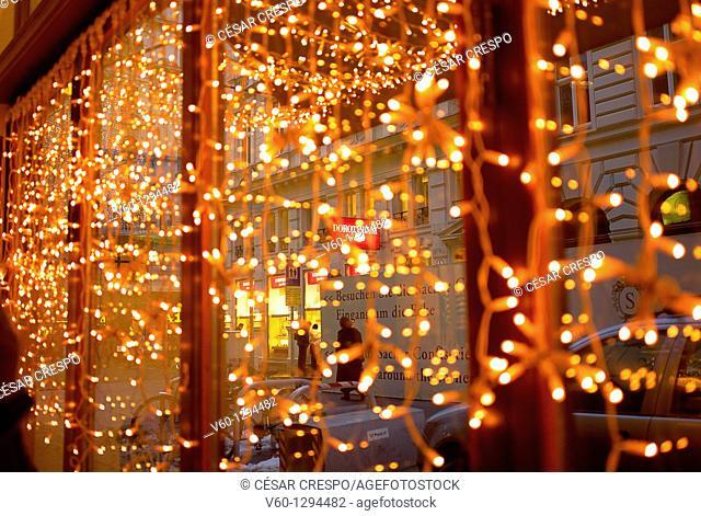 -Christmas- Winter in Wien (Austria)
