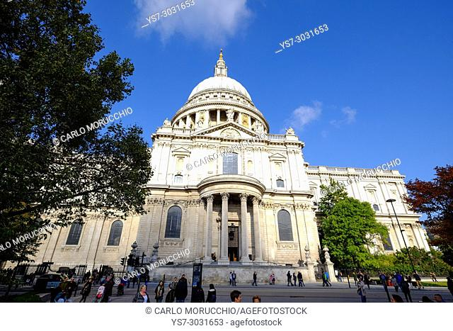 St Paul's Cathedral, London, United Kingdom