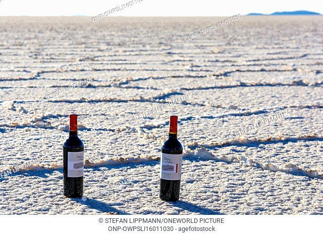 Bolivia, Departamento de Potosí, Uyuni, Bolivian wine is becoming more and more popular