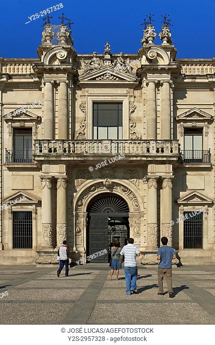 University - Faculty of Law, Seville, Region of Andalusia, Spain, Europe